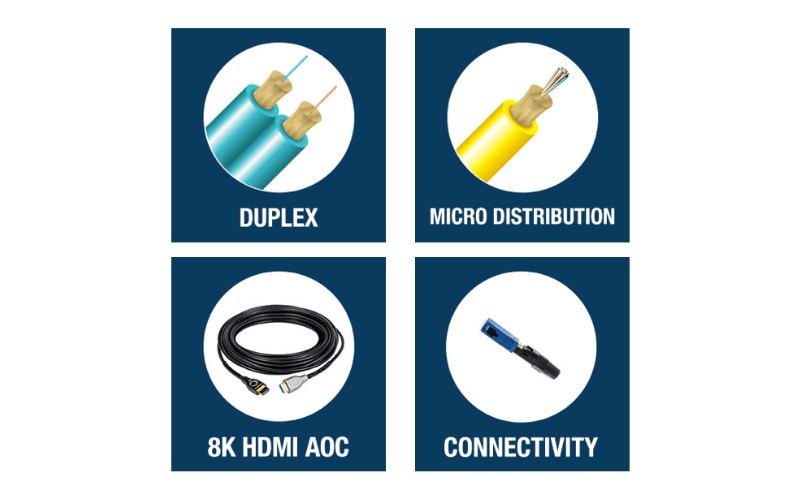 What Are Some Common Fiber Applications?